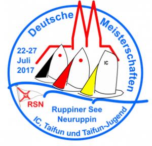 Deutsche Meisterschaften International Canoe, Taifun und Taifun-Jugend @ Ruppiner See,16816 Neuruppin | Neuruppin | Brandenburg | Deutschland