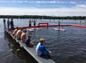 SUP-Polo: Turnier für Einsteiger und  Könner @ Wander - Paddler - Havel e.V. | Berlin | Berlin | Deutschland