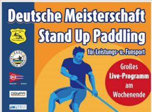 SUP: Deutsche Meisterschaft Stand-Up-Paddling 2019 @ Sandersdorf/Förstergrube/Strandbad | Sandersdorf-Brehna | Sachsen-Anhalt | Deutschland