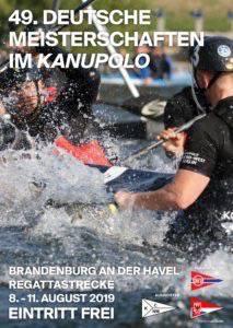 49. Deutsche Meisterschaften im Kanupolo @ Reagattastrecke Brandenburg an der Havel | Brandenburg an der Havel | Brandenburg | Deutschland