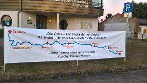 "TERMINVERSCHIEBUNG: 14. Internationale Sommer-Oder-Fahrt ""Hilmar Schmidt"" @ Fluss Oder: Oberschlesien bis Szczecin"