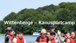 Kanu-Sommercamp in Wittenberge @ Wittenberge | Wittenberge | Brandenburg | Deutschland